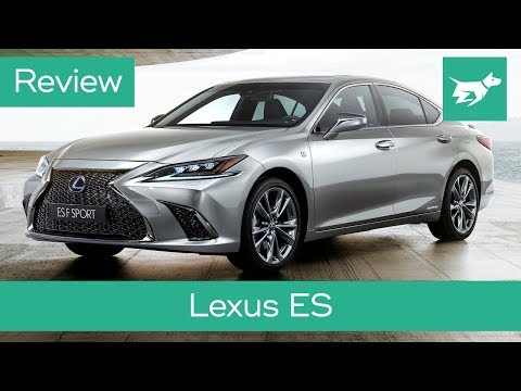 Lexus ES 300h 2019 review – is hybrid the answer?