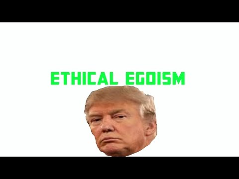 ETHICAL EGOISM | My Philosophy Film Project