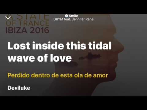 DRYM & Jennifer Rene - Smile (sub Español)