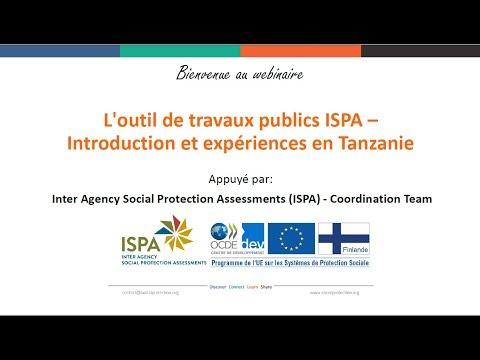 L'outil de travaux publics ISPA – Introduction et expériences en Tanzanie