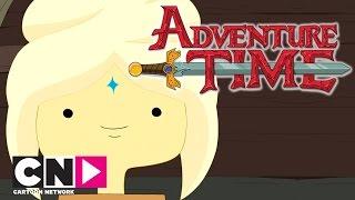 Adventure Time | Frozen Yogurt Princess | Cartoon Network