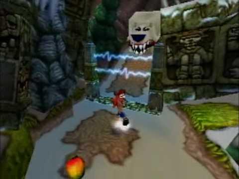 Crash Bandicoot 2 - 100% Walkthrough, Part 17: Un-Bearable