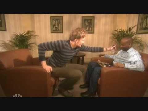 Conan Travels - 'Conan Interrogates Pierre Bernard' - 3/13/07