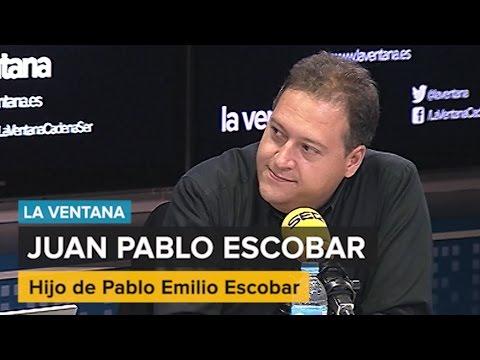 El hijo de Pablo Escobar: