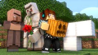 Minecraft - 10 Curiosidades Sobre o IRON GOLEM  !!