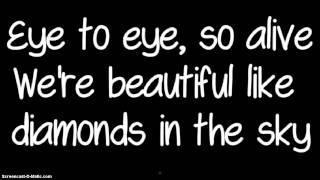 Rihanna - Shine Bright Like A Diamond Lyrics (HD)