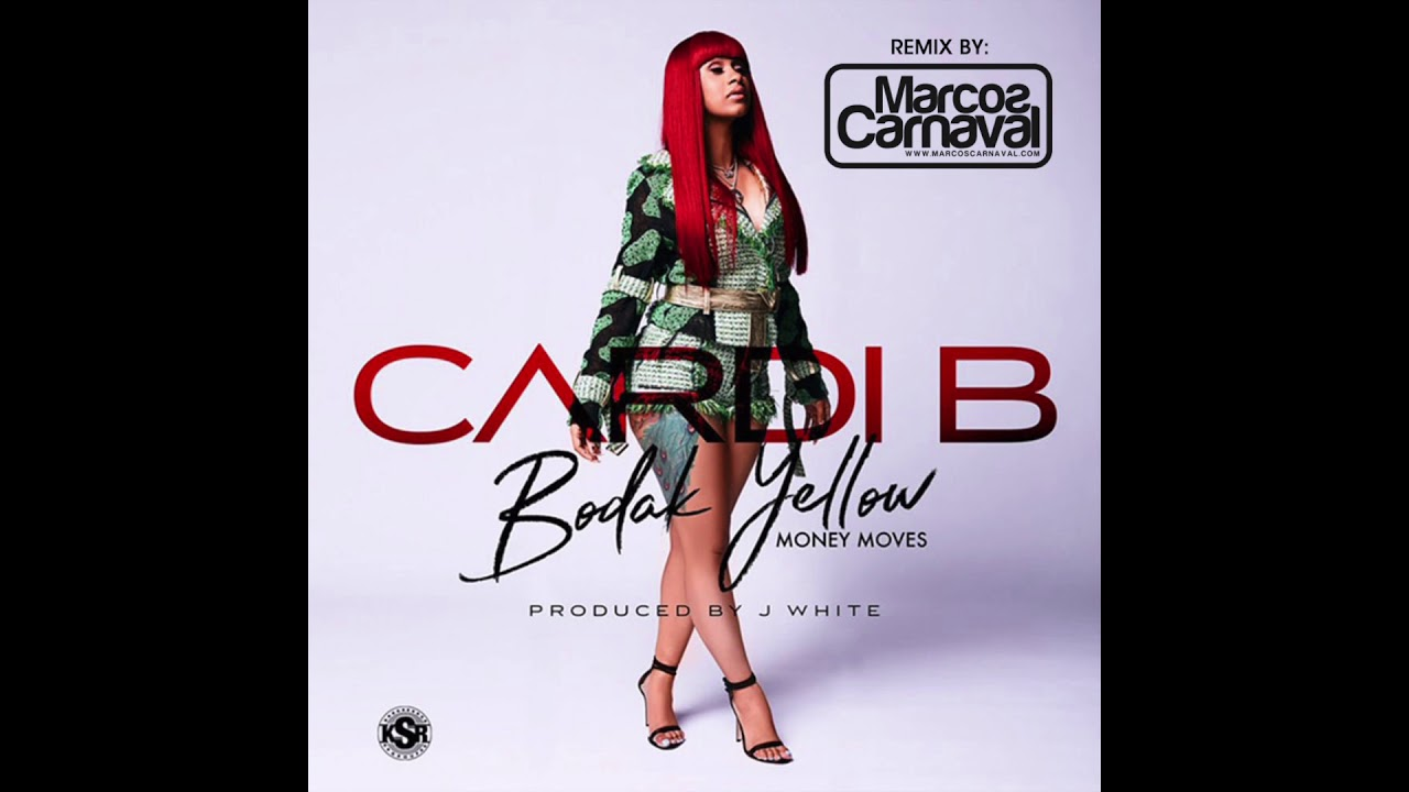 Cardi B - Yellow Bodak (Marcos Carnaval Remix) - YouTube