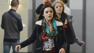 Lucy Hale On Aria and Ezra Getting Back Together in Season 5