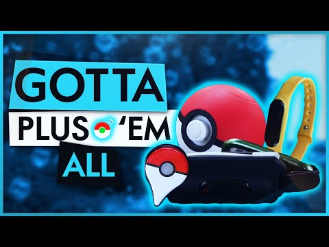 The Complete Guide To Pokemon GO Plus, Pokeball Plus, And Gotcha Devices