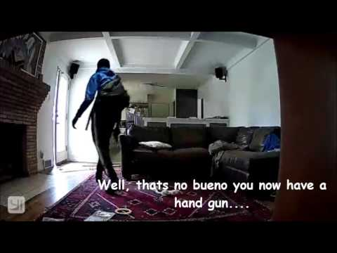 Man Makes a Short Film After Home Invasion