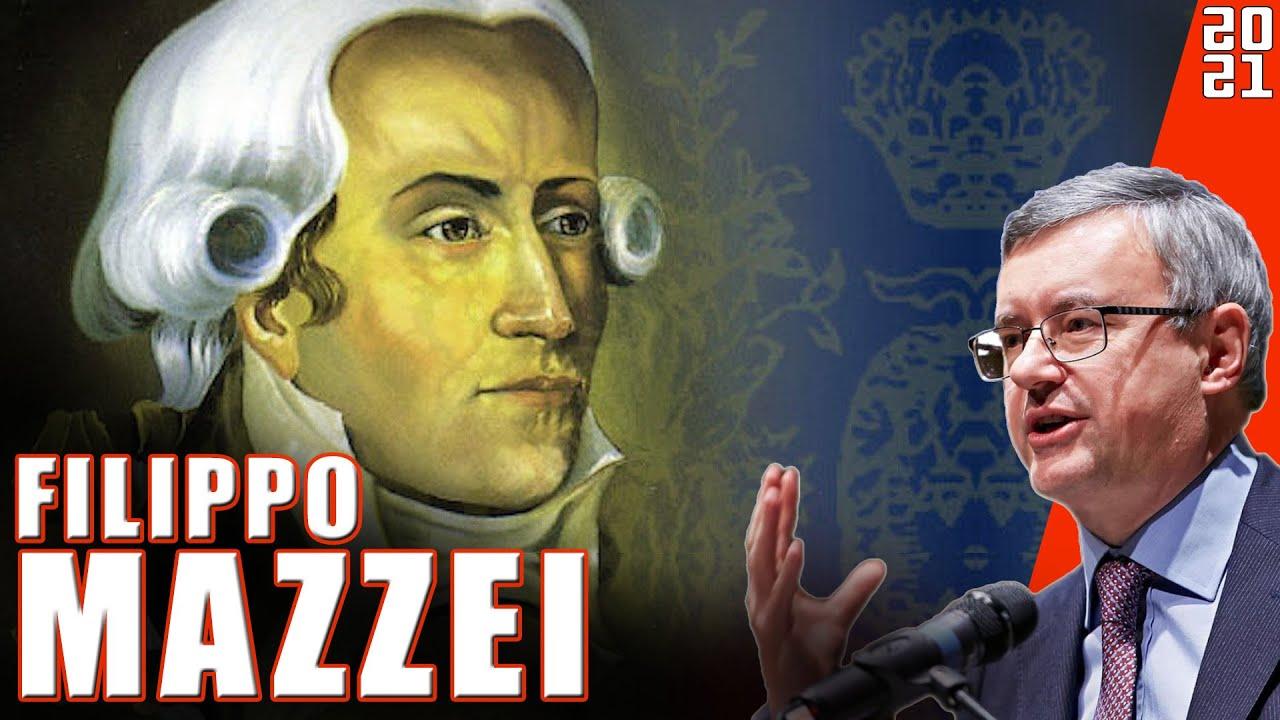 L'italiano che fondò l'America: Filippo Mazzei - Alessandro Barbero (2021)