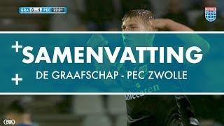 Samenvatting De Graafschap - PEC Zwolle