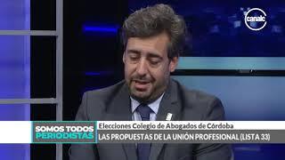 Ignacio Segura: Elecciones en el Colegio de Abogados