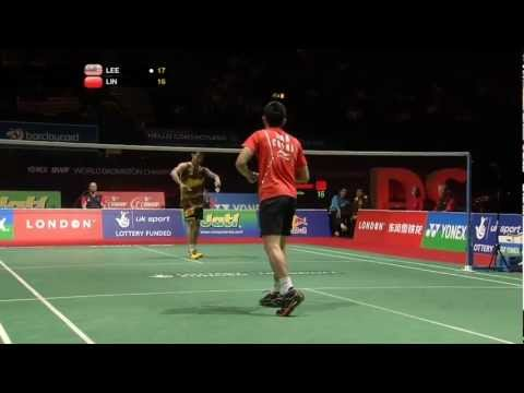 [Highlights] Epic Badminton Lin Dan vs Lee Chong Wei World Championship 2011