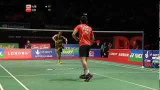 [Highlights] Epic Badminton Lin Dan vs Lee Chong Wei World Championship 2011