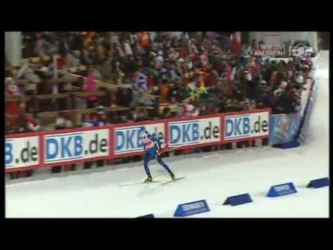 Magdalena Neuner & Kaisa Mäkäräinen - 2011 World Championships sprint