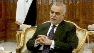 Tarek Al-Hachémi condamné à mort par contumace