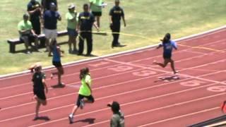 50 Meter Run Waimea Canyon Middle School
