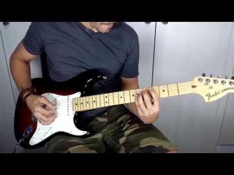 Queen - Somebody To Love (Solo Cover) Peu Fernandes