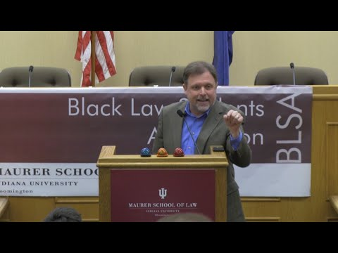 Tim Wise: Exploration of Privilege and the Development of Legal Doctrine