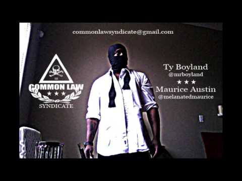 """Woo"" Instrumental by Ty Boyland of Common Law Syndicate"
