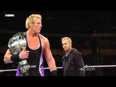 Christian returns to WWE 2009