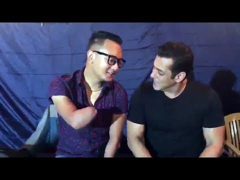 Salman Khan Singing With Indian Idol Fame Thupten Tsering Will Melt Your Heart Mp3
