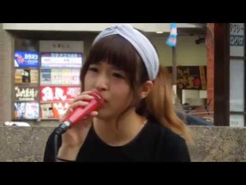 「どうして」2015.5.30 赤羽駅前路上ライブ LUI FRONTiC 赤羽JAPAN プールイ