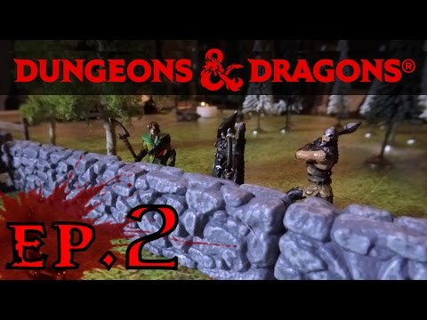 D&D 5th Ed - Call of the Wild Ep.2 - Night Blade
