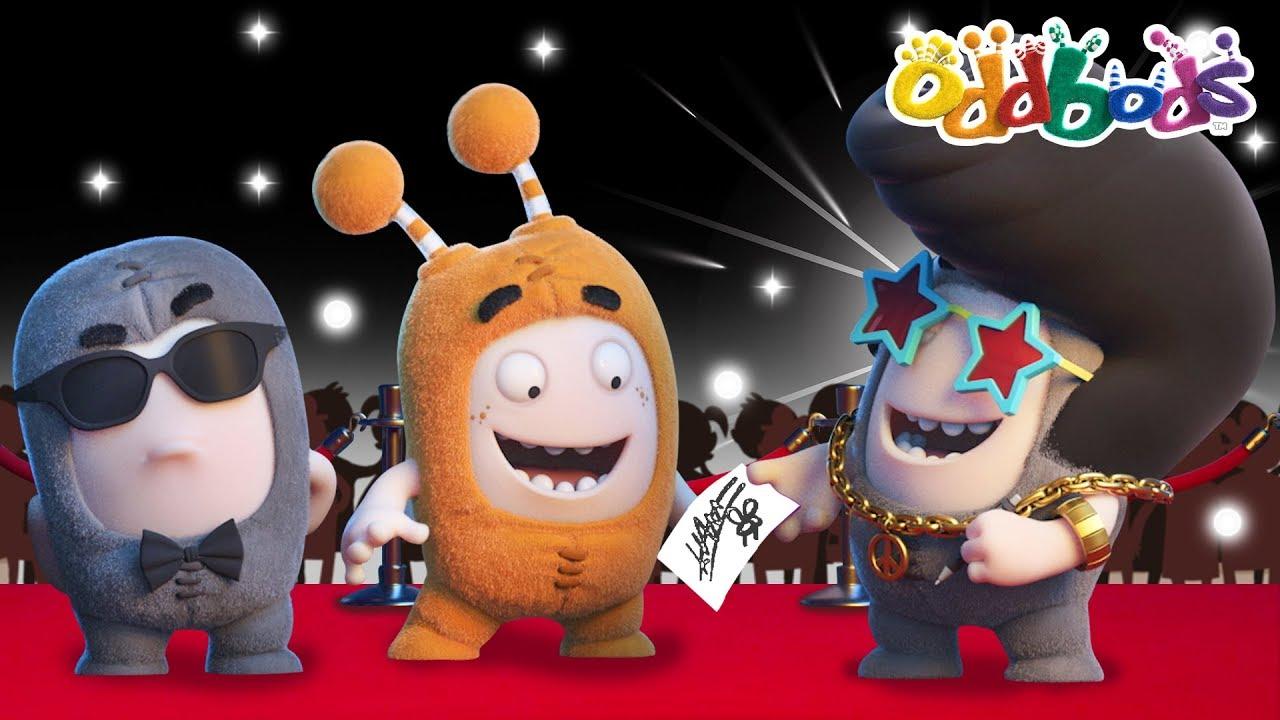 Oddbods - STARSTRUCK | NEW Full Episodes | Funny Cartoons