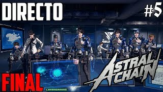 Vídeo Astral Chain