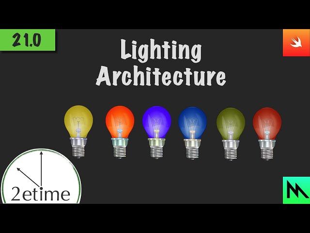 21: Lighting Architecture | Swift Game Engine