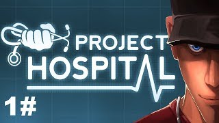 Project Hospital BETA Build a REAL hospital - Part 1 First Impression | Let's Play Project Hospital