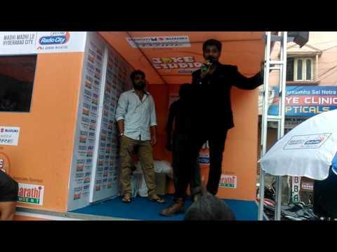 Vikramarked Baahubali 2 Dialogue In Uppal | Funny Videos on Radio City Maya Mall Promo Entertainment