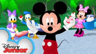 Happy Valentine's Day from Mickey and Friends! 💞   Mickey Mouse Clubhouse