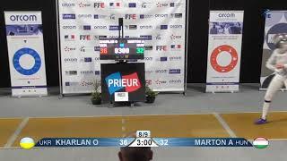 Orleans Women s Sabre World Cup Team Bronze