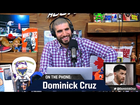 Dominick Cruz Thinks TAM Beef Will Cause TJ Dillashaw to Lose to Cody Garbrandt