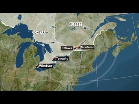 5.1 Earthquake shakes Ontario, Quebec, New York May 17 2013