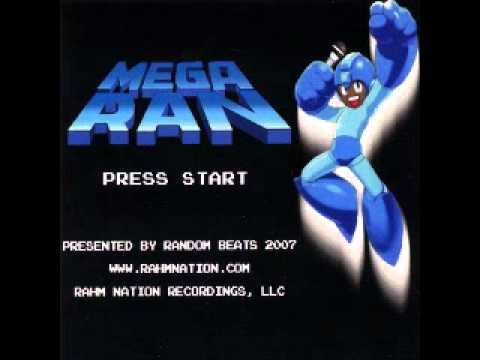 Random (Mega Ran) - Boss Battle Metalman (Featuring The Megas)