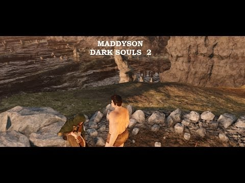 Maddyson играет в Dark Souls 2