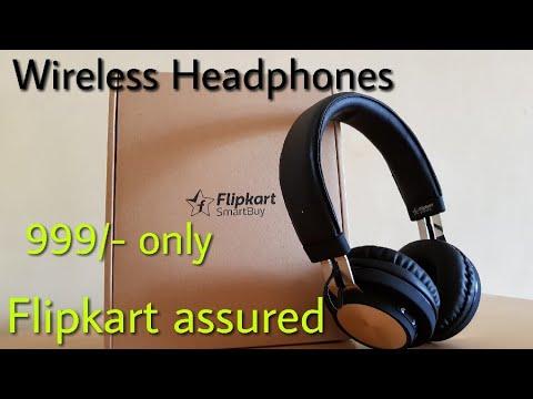 32976cad970 Unboxing Flipkart Smartbuy Wireless Headphone #onlyonflipkart - YouTube