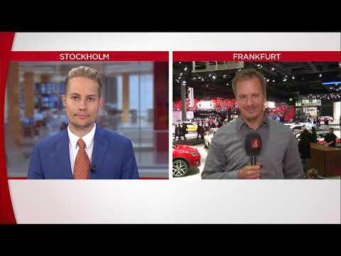 Berlin satsar på elmoppar  - Nyheterna (TV4)