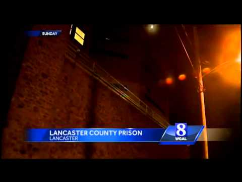Prisoners scream complaints from Lancaster County lockup
