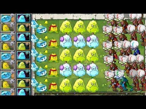 Plants vs. Zombies 2 New Squash and Winter Melon Piniata