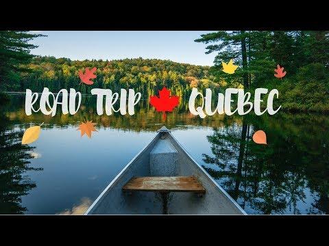 Road trip au Québec, Canada   Septembre 2017 🇨🇦