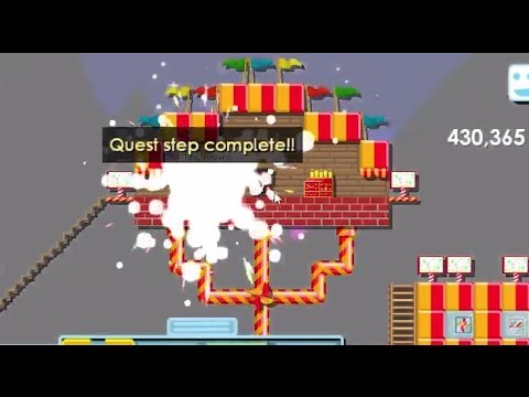 Growtopia #16 Getting 3rd Rings - Ring Of ....