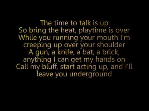 Jadakiss ft. Nate Dogg - Time's Up (Lyrics On Screen & HD)