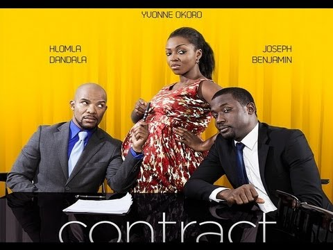 """Contract"" - Ghanaian Yvonne Okoro Movie Review"