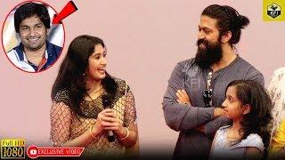 Director Pawan Wadeyar Wife Talks About Yash | Apeksha Purohit | Rocking Star Yash | #KGF Chapter 2