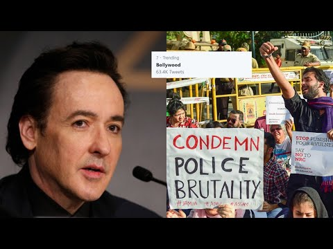 Internet SLAMS Bollywood after John Cusack CONDEMNS police action in Jamia University